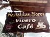 Hotel: Hostal Las Flores Vivero Cafe