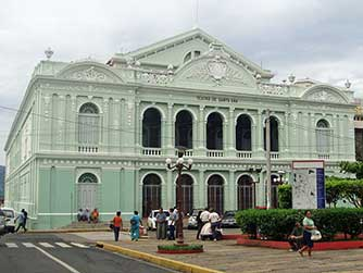 Theatre in Santa Ana, El Salvador