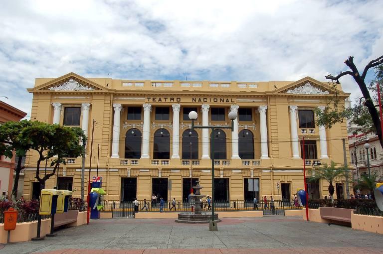 Thumbnail: Teatro Nacional de San Salvador